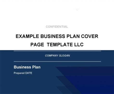 Canada business plan templates for free wajeb Gallery